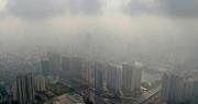 Trời Hà Nội âm u, chất lượng không khí ở ngưỡng rất xấu