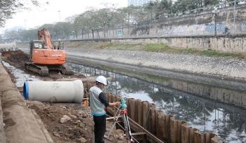 Hồi sinh các dòng sông tại nội đô: Gắn với tạo dựng cảnh quan hai bên bờ sông