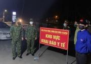 Từ 0h ngày 3/3, Hải Dương gỡ bỏ phong tỏa Chí Linh, Cẩm Giàng