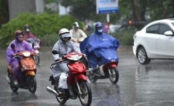 Trung Bộ mưa lớn, Bắc Bộ và Thanh Hóa trời lạnh, có nơi dưới 17 độ