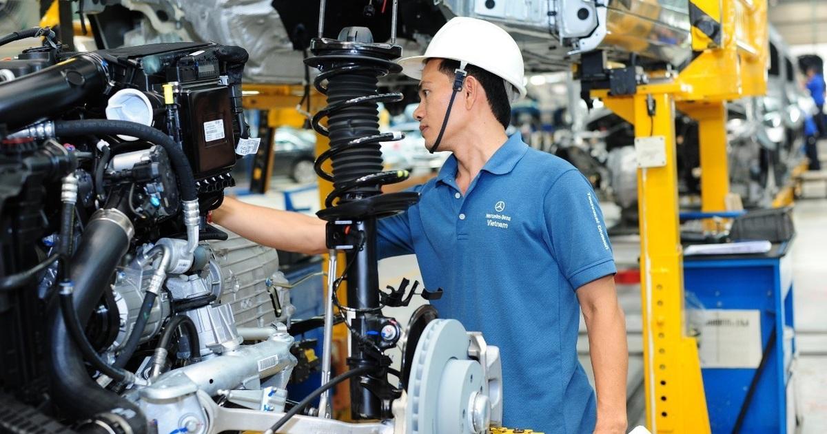 """Các """"ông lớn"""" xe hơi Mỹ, Nhật, Hàn nhập hàng tỷ USD linh kiện từ Việt Nam"""