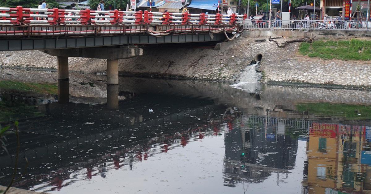 """TP HCM """"hồi sinh"""" được kênh Nhiêu Lộc hôi thối, Tô Lịch ở Hà Nội thì sao?"""