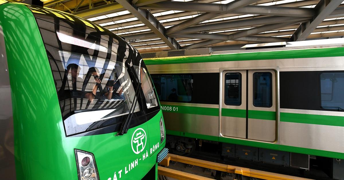 Bộ trưởng GTVT: Vận hành thương mại đường sắt Cát Linh-Hà Đông cuối tháng 4