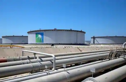 Aramco ký thỏa thuận đường ống trị giá 12,4 tỷ USD với Tổ hợp EIG