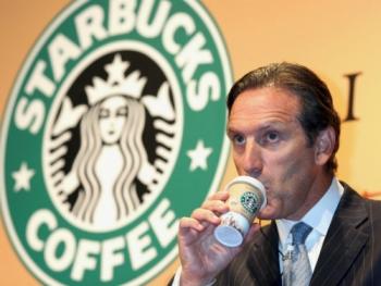 """Chuyện về """"người lái đò"""" của Starbucks"""