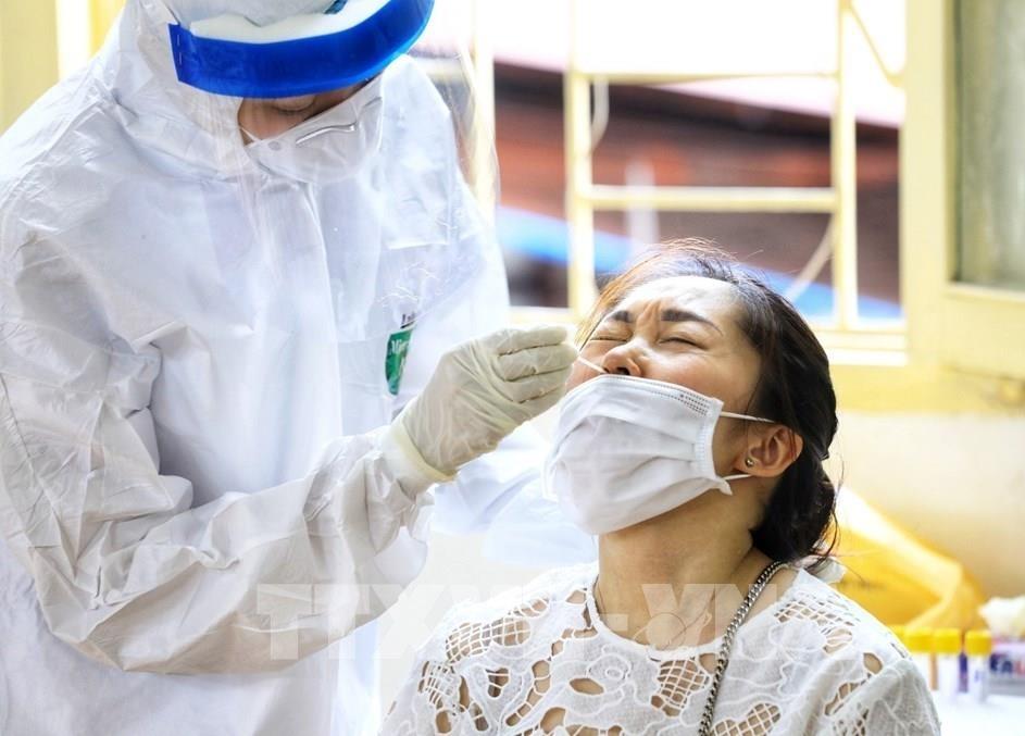 Hà Nội và nhiều tỉnh thành tăng cường phòng chống dịch Covid-19