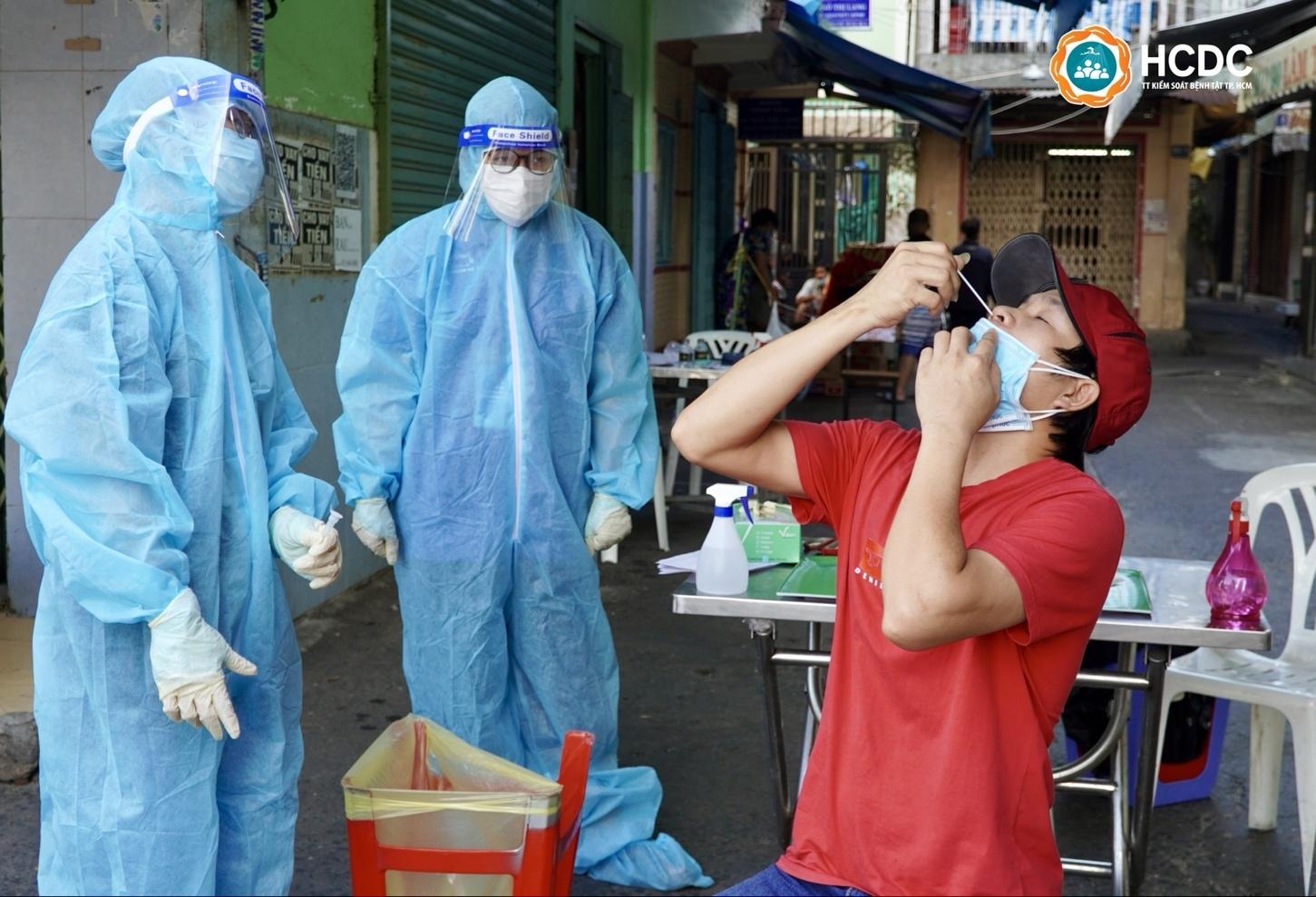 Sáng 27/8, Hà Nội ghi nhận 6 ca dương tính SARS-CoV-2