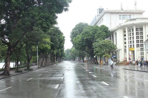 Nhiều khu vực trên cả nước tiếp tục mưa lớn