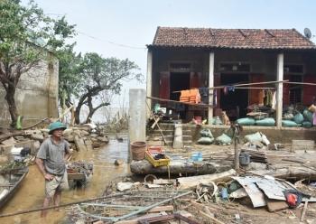 Quảng Bình:  21 người chết và mất tích, 93 người bị thương trong mưa lũ