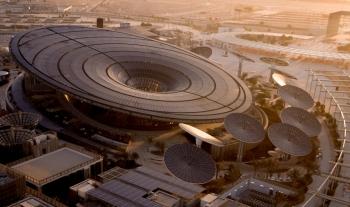 Expo 2020 Dubai mở ra thành phố tương lai kiểu mẫu được số hóa bằng công nghệ