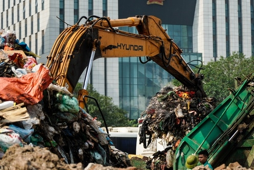 Hà Nội, TP HCM gặp khó trong phân loại chất thải rắn tại nguồn như thế nào?