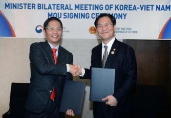 Kim ngạch thương mại đầu tư Việt Nam-Hàn Quốc dự kiến vượt 65 tỷ USD