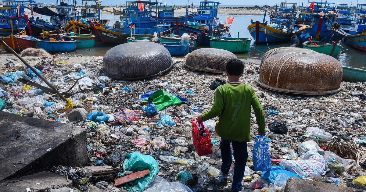 Hành động quyết liệt để giảm thiểu tối đa tác động của nhựa đến môi trường