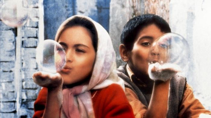 Chiếu phim 'Những đứa trẻ thiên đường'