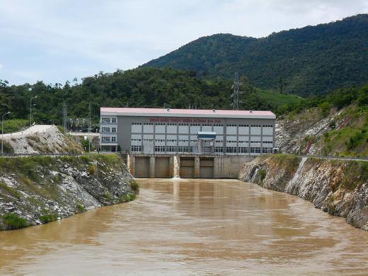 Xả 5,1 tỉ m3 nước phục vụ sản xuất nông nghiệp