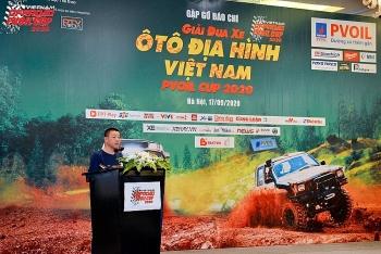 PVOIL VOC 2020: Ngày hội của niềm đam mê off-road