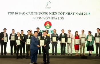 dam ca mau dat top 10 bao cao thuong nien nam 2017 tot nhat