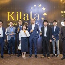kilala awards 2018 va chang duong 5 nam thanh lap cam nang kilala