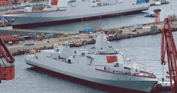 """Điểm yếu lớn khiến hải quân Trung Quốc khó """"so kè"""" với Mỹ"""
