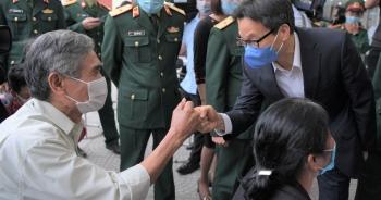 Phó Thủ tướng Vũ Đức Đam: Nghiên cứu vắc xin Covid-19 phải bước thật nhanh