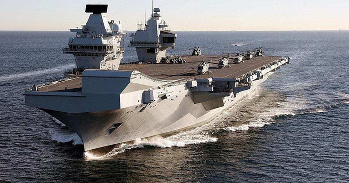 Phương Tây ồ ạt điều chiến hạm tới Biển Đông thách thức Trung Quốc