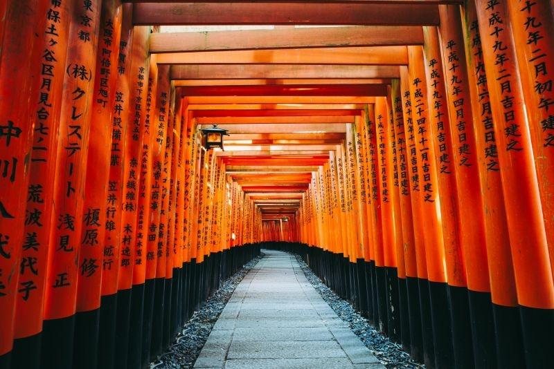 4 ngôi đền độc đáo nhất Nhật Bản