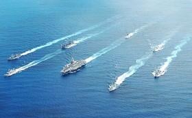 Diễn tập hải quân lớn nhất thế giới ở Hawaii