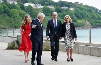 """Không phải là thành viên, Trung Quốc vẫn """"phủ bóng"""" thượng đỉnh G7"""