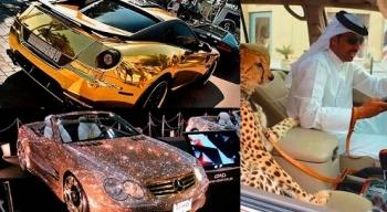 """""""Choáng"""" với cuộc sống xa hoa, đẳng cấp của giới nhà giàu ở Dubai"""