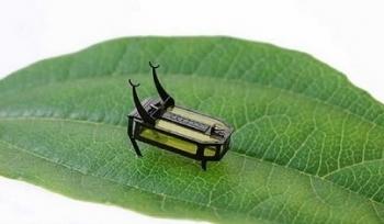Robot tự hành nhỏ nhất thế giới
