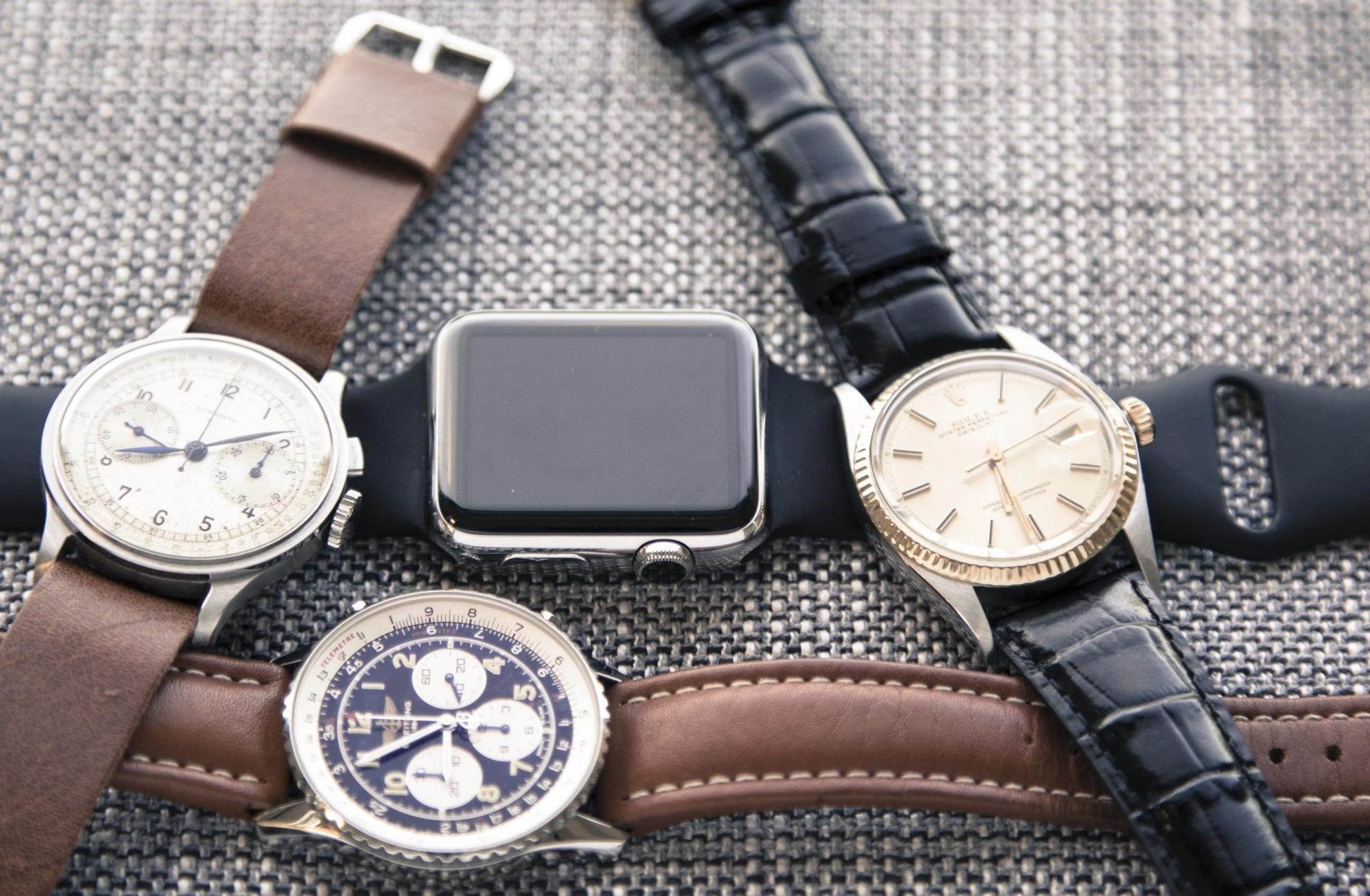 """5 năm từ con số 0, Apple Watch khiến các ông lớn """"toát mồ hôi"""" như thế nào?"""