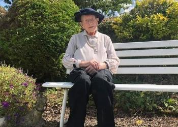 Lá thư của người phụ nữ 107 tuổi giúp vực dậy tinh thần