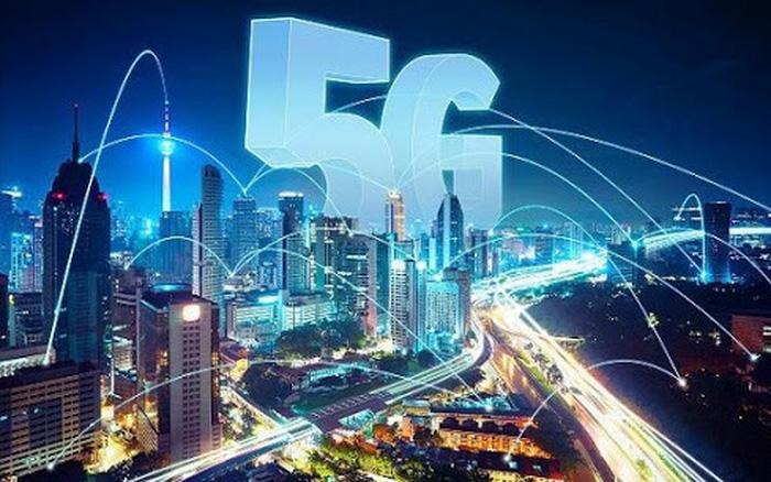 Nhiều thuê bao tại Hà Nội, TP HCM sắp được dùng 5G