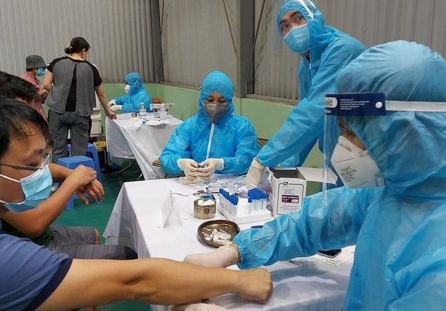21 ca mắc Covid-19 tại Hà Nội thuộc 6 chùm ca bệnh phức tạp