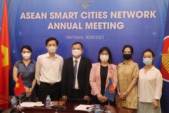 Đẩy mạnh hợp tác mạng lưới đô thị thông minh khu vực ASEAN
