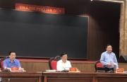 Hà Nội: Kiến nghị bố trí đủ vắc xin, cân nhắc triển khai vận tải hàng không và đường sắt thương mại