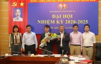 dang bo ban kinh te dau tu to chuc thanh cong dai hoi dang bo nhiem ky 2020 2025