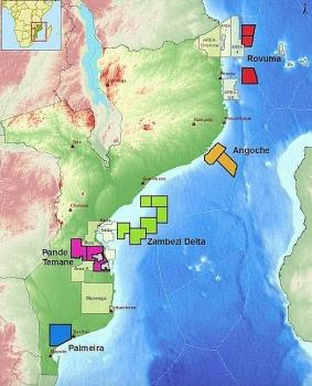 mozambique se ky thoa thuan hop tac tham do voi exxonmobil va rosneft