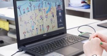 Sunshine Maple Bear hỗ trợ kênh tương tác cho học sinh Tiền tiểu học