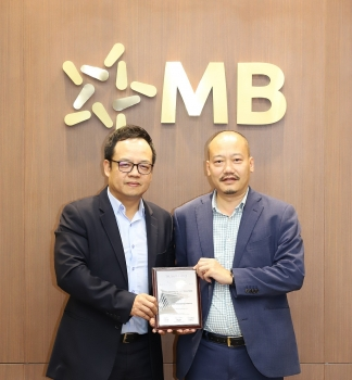 MB 'thắng lớn' loạt giải thưởng trong nước và quốc tế