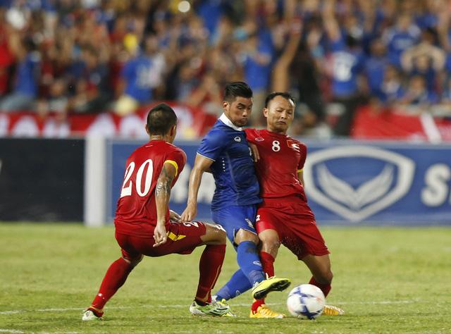 doi tuyen viet nam co the gap thai lan va philippines o vong bang asian cup 2019