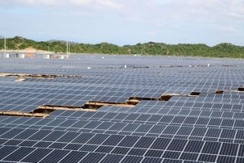 Cần sớm có tiêu chuẩn về tấm pin năng lượng mặt trời