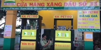 Một doanh nghiệp vẫn bán xăng dầu dù bị tước giấy chứng nhận điều kiện kinh doanh