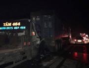 Phú Thọ: 2 người tử vong trong vụ tai nạn trên cao tốc Nội Bài - Lào Cai