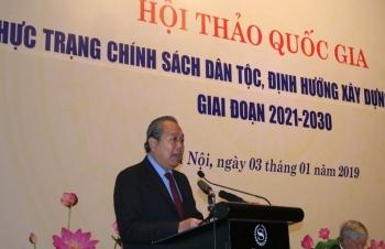phan dau den nam 2030 khong con ho dan toc thieu so thieu dat o dat san xuat nuoc sinh hoat