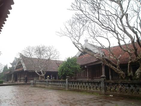 Kiến trúc độc đáo của Chùa Keo - Thái Bình - voluongcongduc.com -7