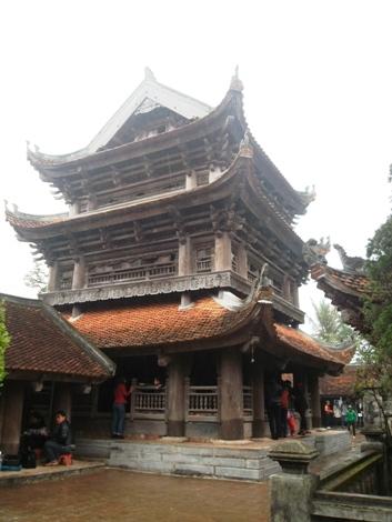Kiến trúc độc đáo của Chùa Keo - Thái Bình - voluongcongduc.com -4