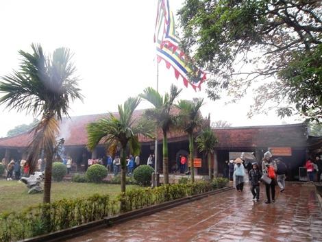 Kiến trúc độc đáo của Chùa Keo - Thái Bình - voluongcongduc.com -6