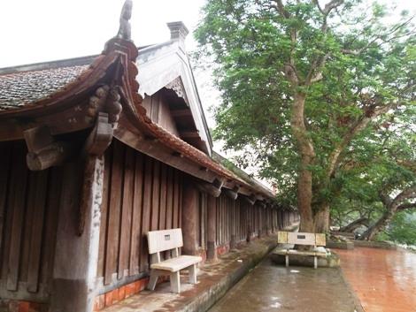 Kiến trúc độc đáo của Chùa Keo - Thái Bình - voluongcongduc.com -8