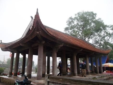 Kiến trúc độc đáo của Chùa Keo - Thái Bình - voluongcongduc.com -11
